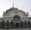 Железнодорожные вокзалы в Сураже