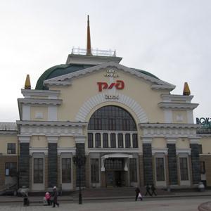 Железнодорожные вокзалы Суража